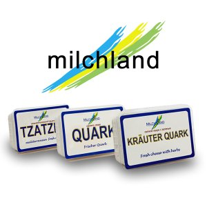 Milchland - Milk products