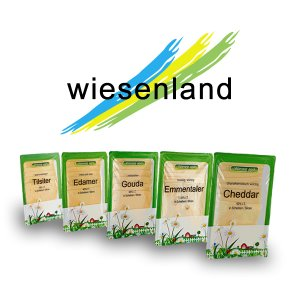 Wiesenland - Cheese products